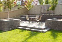 Retaining Walls Inspiration Gallery / HML LANDSCAPE CONSTRUCTION & MAINTENANCE - NATURAL ROCK RETAINING WALLS + WALKWAYS INSPIRATION GALLERY P: 780.460.2088 E: info@hmlconstruction.com www.hmlconstruction.com ~ An Award Winning Landscape Company ~