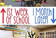Kindergarten classroom and teaching ideas