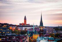 View points in Gothenburg