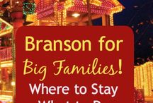 Family Vacation Ideas / We should plan a big family vacation for sometime in the next few years...