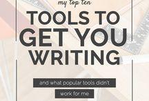 Writing ~ Tips