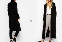 Fashion minimalist classic