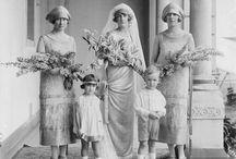 Свадьбы в стиле 1920-х годов.