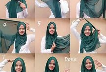 .tutorial hijab.