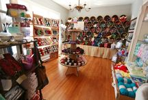 Yarn shop Fit Out