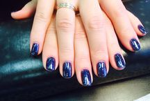 Shellac colors and textures