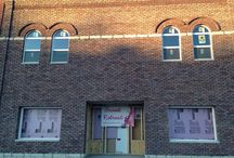 <Brunswick Lodging and Event Center> / Brunswick, Missouri.  Sleeps 25.  Large Classroom.  Full functioning Kitchen.  Attached to Sew Sweet Quilt Shop.  (660) 548-3056.  / by Sew Sweet Quilt Shop