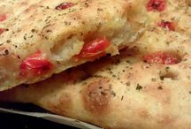 Pane, pizza e focacce