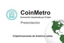 Criptomonedas - ICO - TGE / Difusión de empresas tecnológicas que se lanzan al mercado de las criptomonedas