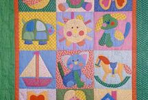 Childrens Quilts / Love fun quilts for kids