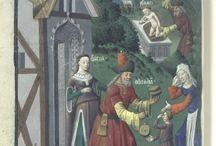 Historical Maternity Wear