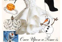 Frozen Style ❄⛄