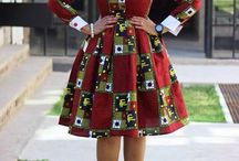 Pastor Nandi 's dress