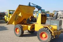 Dumpers for sale from Baurent Romania / Baurent sells second hand dumpers