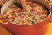 Recipes - Wonderful Winter Soups and Stews