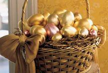 Húsvét / dekoráció