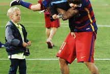 Neymar Jr , Davi Lucca i Milan