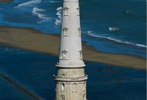 Lighthouses & the edge of the world / Always light the way back home