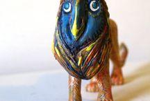 --My Handmade Toys-- / by Cari Rakai