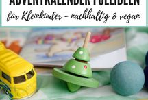 Inspiration | Adventkalender für Kinder