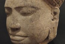 South East Asia - Cambodia - Stone Sculptures / Our collection of Cambodia's ancient Stone Sculptures - visit us @ www.arte-orientale.com