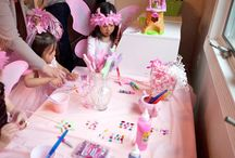 Bday party ideas / by Beverly Weber