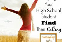 High school / by donna irby
