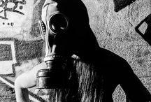 Shoot Idea Gas Masks