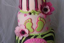 Cake decor / by Allie Baldwin