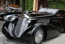 Vintage Cars / ''All of those cars were once just a dream in somebody's head''.  Peter Gabriel