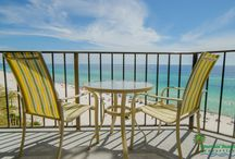 Captain's Cove-Sunbird 908W, Panama City Beach, FL / Captain's Cove is a sweet little 1 bedroom, 1 bathroom beachfront vacation rental condo located in Panama City Beach, FL. Emerald Beach Properties, Inc. manages this property for the owner. Call (850) 234-0997 to book today!