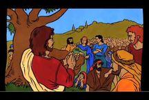 Godsdienst Bijbelverhalen / Bijbelverhalen