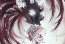 """♦Tokyo Ghoul♦ [東京喰種] / """"The bird fights it's way out of the egg. The egg is the world. Who would be born, must first destroy a world."""""""