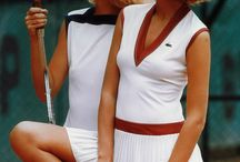 Retro Wimbledon Fashion / The Retro Wimbledon Fashion board, gives you classic women's and men's retro outfits, from both players and other fashion icons.