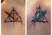 Tatuajes de harry potter