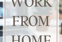 Work From Home / Learn to make money working form home! Work from Home Jobs | Work from Home and Get Paid |