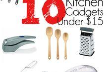 Kitchen Must Haves / Kitchen Gadgets, etc