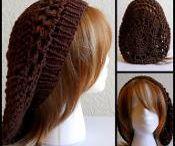 Crochet Hats / by Janice Vanerwegen