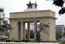 Accra, Ghana / Photos taken by David Stanley in Accra, capital of Ghana, West Africa.
