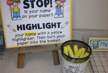 Classroom / teaching ideas, school, classroom ideas, teacher hacks, education, school organization, kindergarten, first grade, second grade, third grade, math, science, reading, writing, word study, centers, classroom activities, school ideas, diy school, classroom decor, back to school, classroom set up, school organization, teacher organization, classroom management, procedures for the classroom, picture book ideas