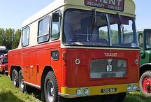 European Buses -Tow Wrecker-Buses / Oldtime and Legendary British Tow Wrecker-Buses.