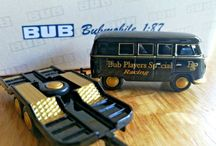 Volkswagen Diecast BUB Collectible