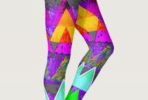 Legging / Entfalten statt liften! Meine Entwürfe und Produkte.  Flower rather than lifting up!