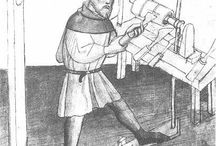 Leven in de middeleeuwen / Knopen armband