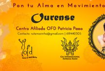 Centros Afiliados OFD / Centros Afiliados al método Oriental Fusion Dance de Patricia Passo