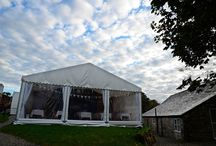 Glamorous Wedding / Glamorous wedding at The Green Cornwall
