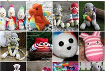 Sock Toys/ Puppets