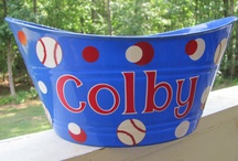Bucket, Baskets and Containers - Vinyl