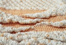 Knitting play stitches