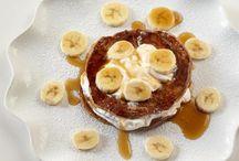 Banane Pfannkuchen